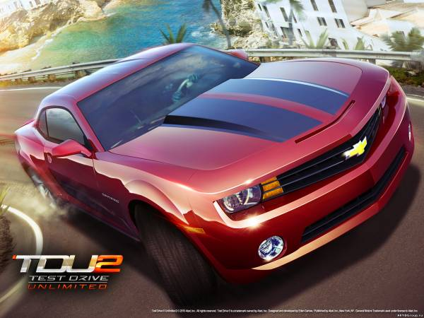 Test Drive Test Drive Unlimited 2 Games Wallpapers and photos.